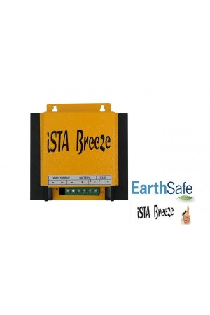 IstaBreeze® 12V-24V 800W Rüzgar Türbini için Hibrit Şarj Kontrol Cihazı