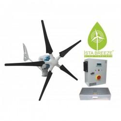 Set Heli 2.0 48v Rüzgar Türbini İSTA-BREEZE