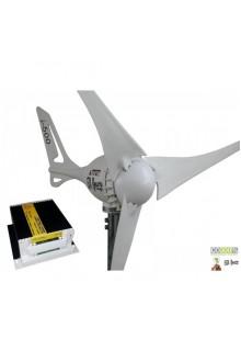 İ-500 watt  Rüzgar Türbini Şarz Cihazı Seti
