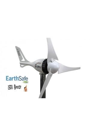 İ-500 iSTA Breeze MARIN Rüzgar Türbini jeneratörü