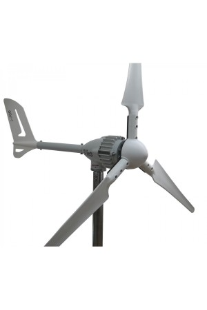 Set İ-700W 48V Rüzgar Türbini + Hibrit Şarj Kontrol Cihazı iSTA-BREEZE